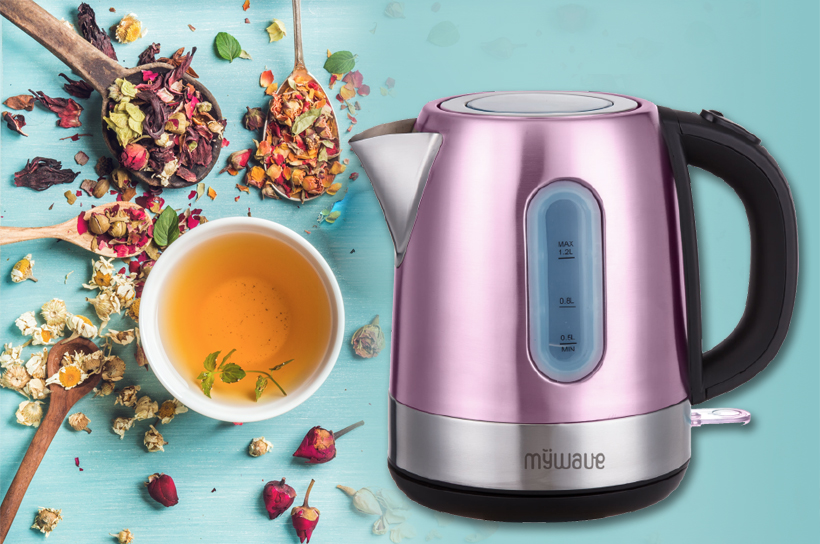 Kettle MyWave Easy Cooking exclusiva para Carrefour en apoyo a la lucha contra el cáncer