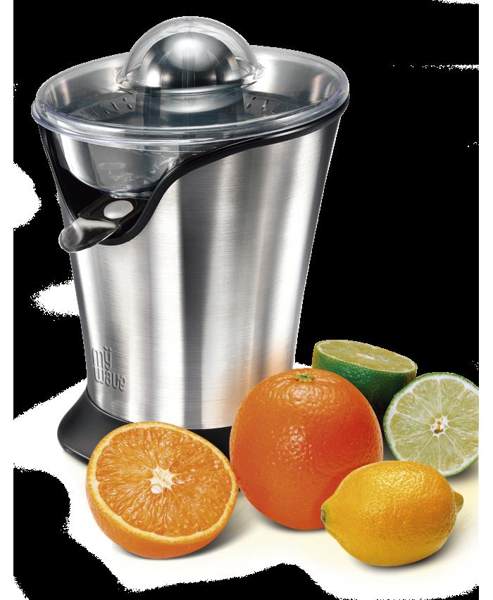 Naranjas frescas cortadas por la mitad