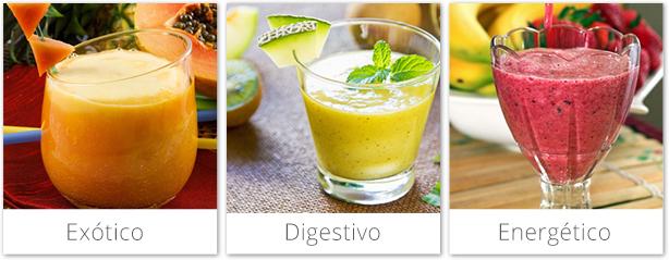 Electrodomesticos mywave 3 saludables batidos smoothies